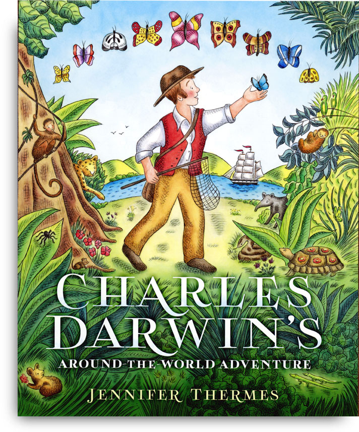 The Beagle Knows (The Adventures of Darwin & Dr Watson Book 1)