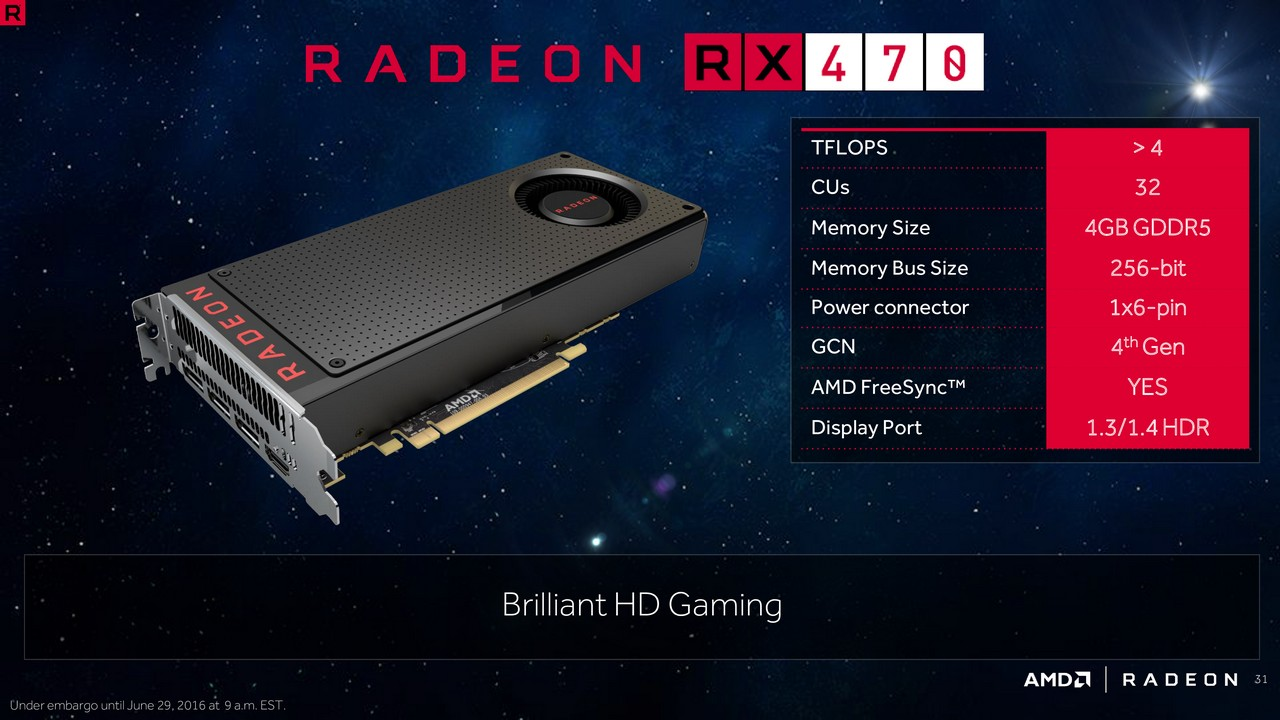 The Radeon Rebellion Storms Ahead with the Gamer Optimized