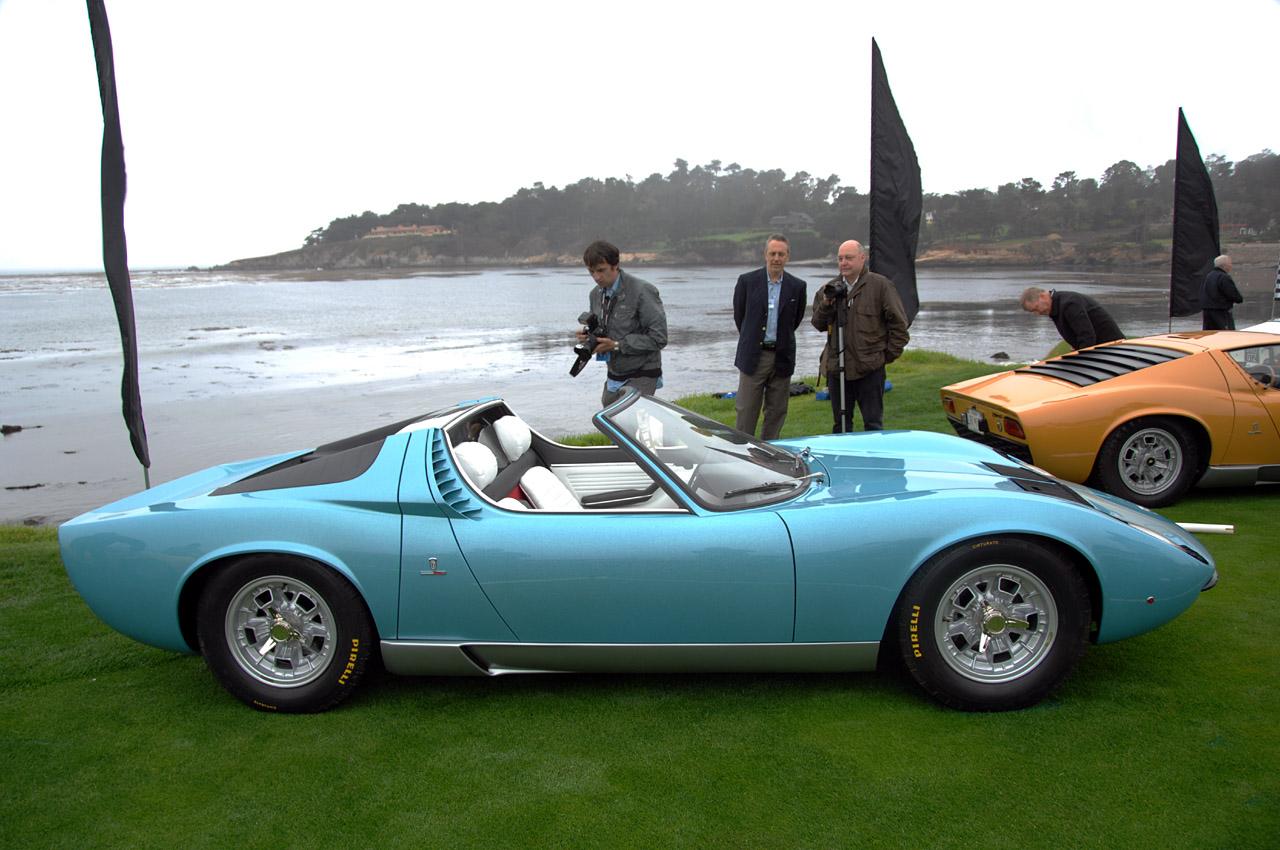 Luxury Lamborghini Cars: Lamborghini Miura Roadster