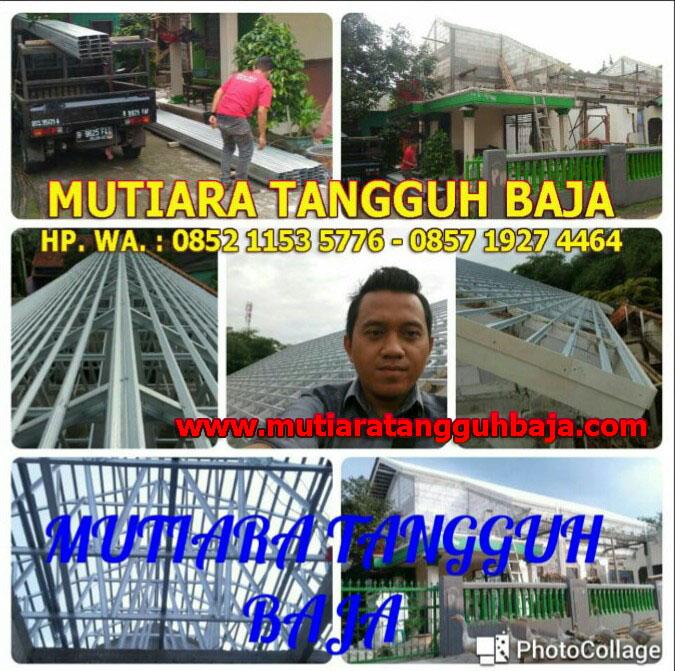 Rangka Atap Baja Ringan Murah Jakarta Jasa Pemasangan Termurah Dan