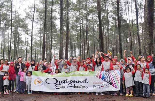 Paket Outbound di Lembang Bandung