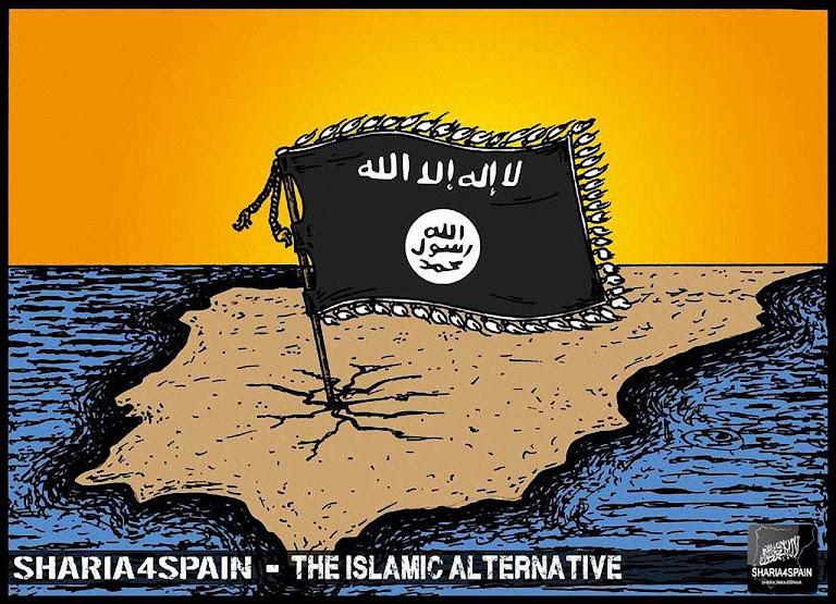 O Islã quer conquistar a Espanha e invadir o mundo todo