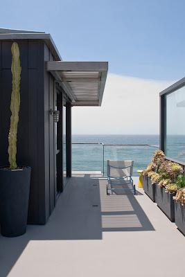 casa en la playa soñada.