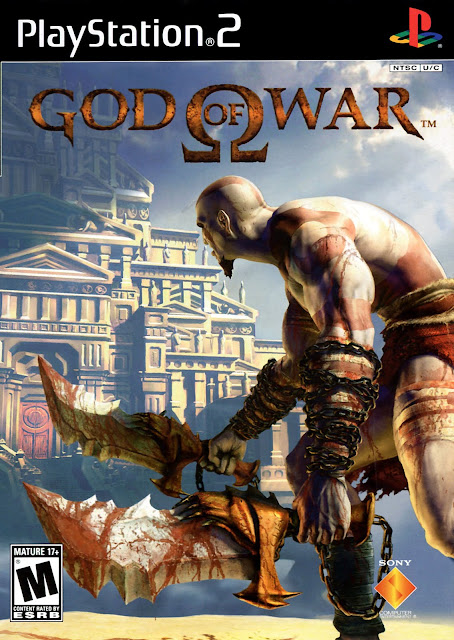 God of war ps2 download