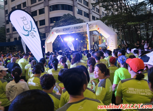 Every Step Counts @ Mid Valley City Charity Run 2017
