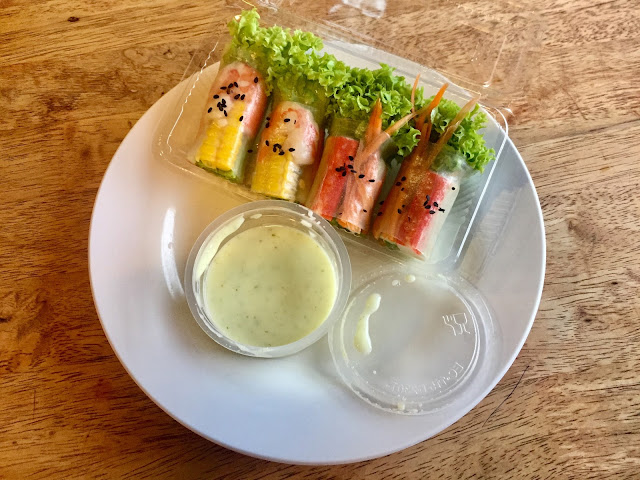 Restoran Sala Thai @ Kajang, Restoran Sala Thai kajang, sala thai kajang, sala thai, restoran sala thai, vietnam spring rolls, popia vietnam