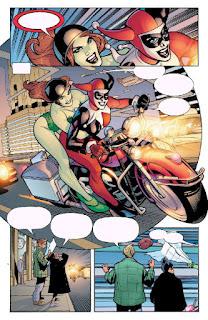 Harley Quinn: Bienvenida a Metropolis