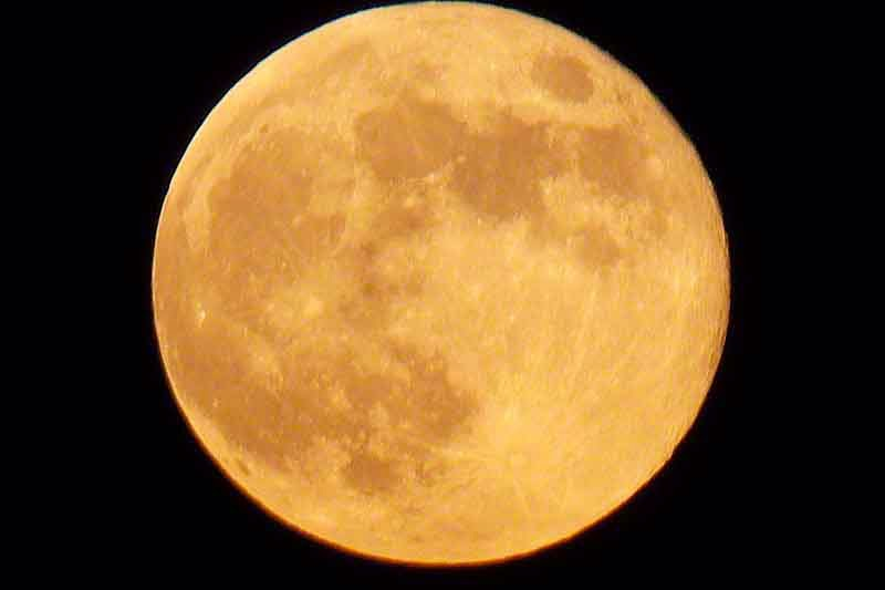 Supermoon SEP 2014