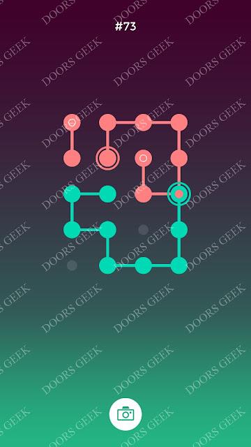◉ Connection Level 73 Solution, Cheats, Walkthrough