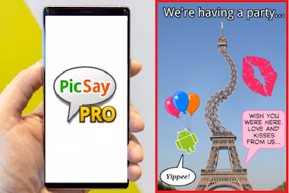 Download Aplikasi PicSay Pro - Photo Editor Apk Gratis