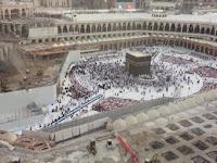Wahabi kotori kesucian Makkah dan Madinah