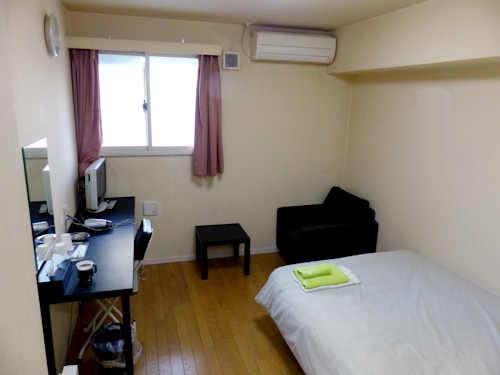 Hotel Chuo Selene, Osaka, Japan.
