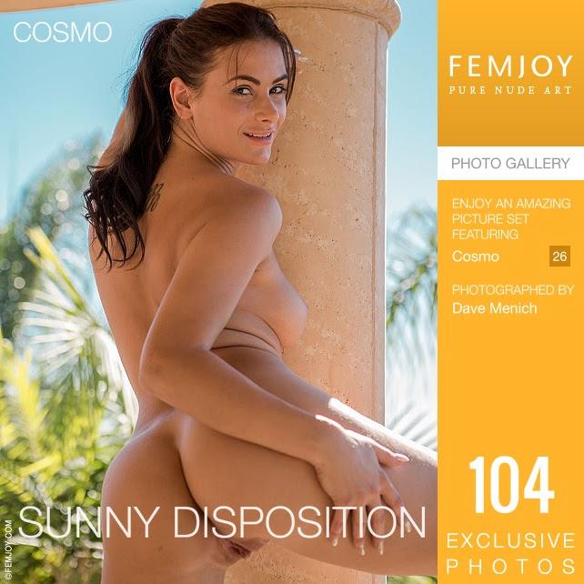2032162348 [FemJoy] Cosmo - Sunny Disposition femjoy 05230