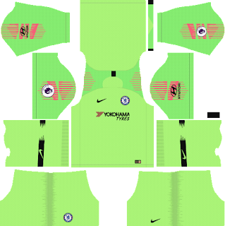 Chelsea - Dream League Soccer 2019 Kits & Logo