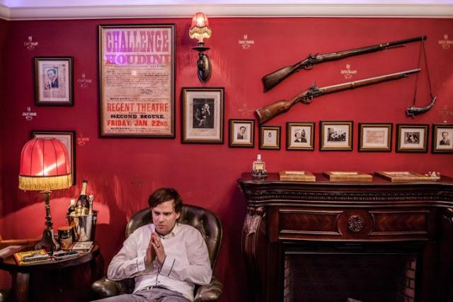 História da Casa do Houdini