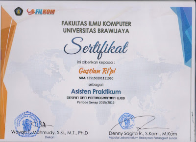 Gustian Ri'pi_Asisten Parktikum_Sertifikat
