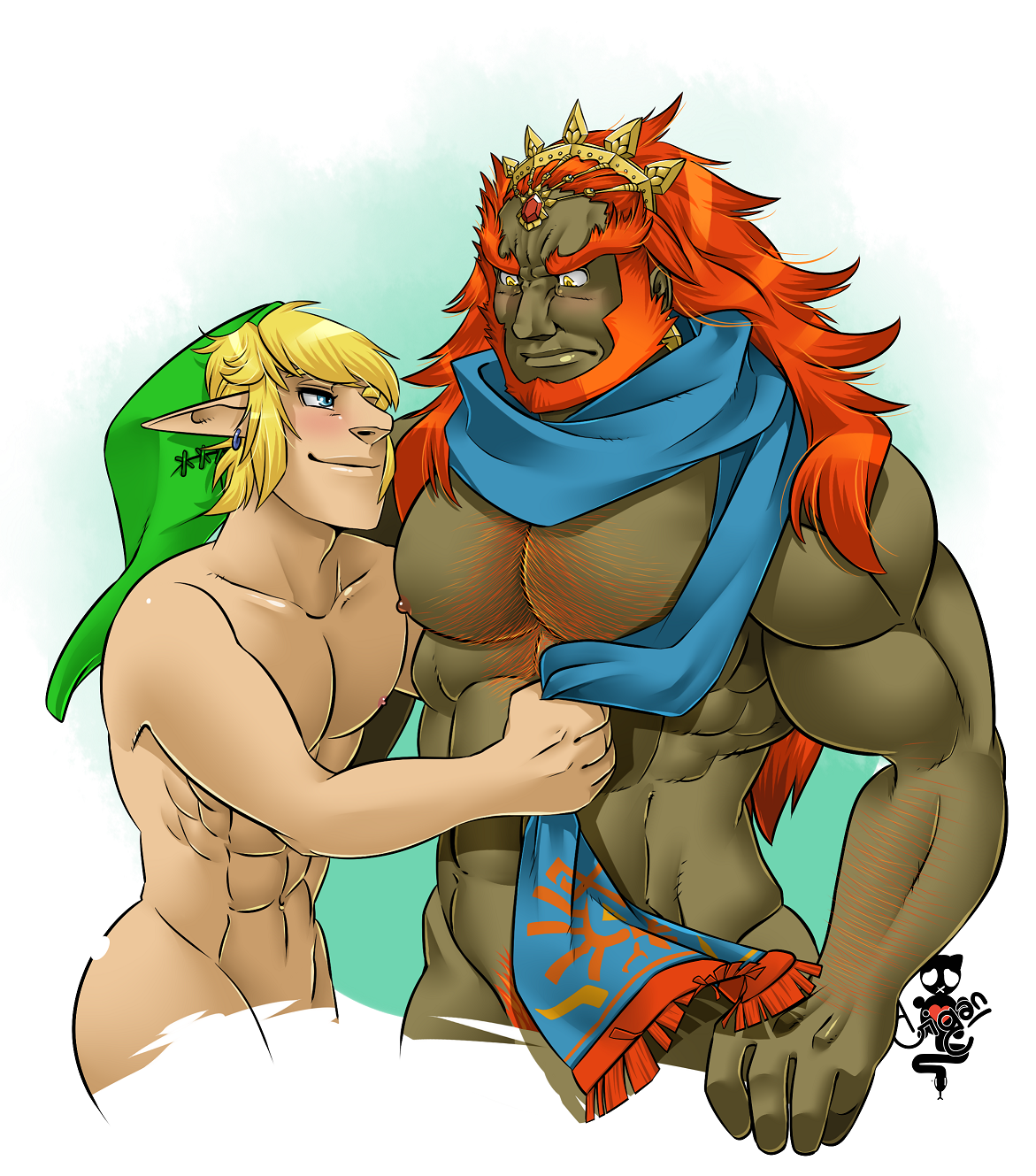 Link And Ganondorf Porn-1309