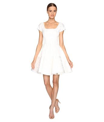 alternativas de Vestidos Blancos Cortos