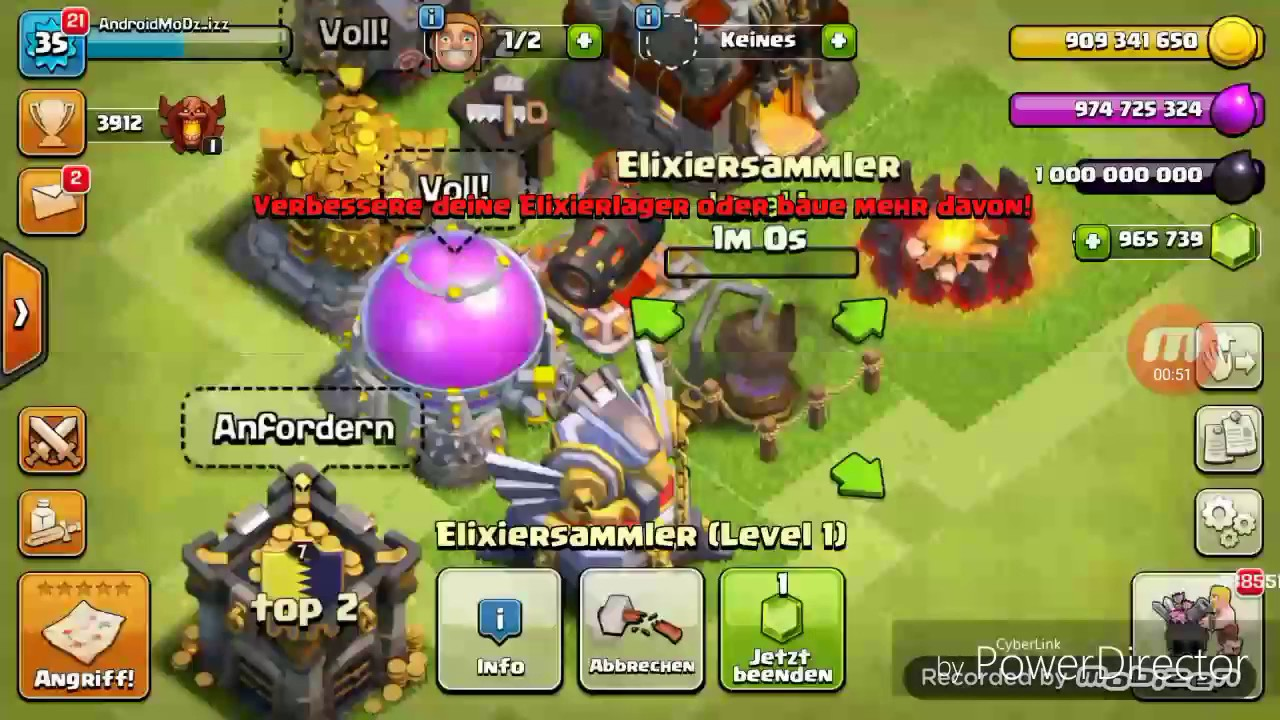 download clash of clans mod apk no root for android