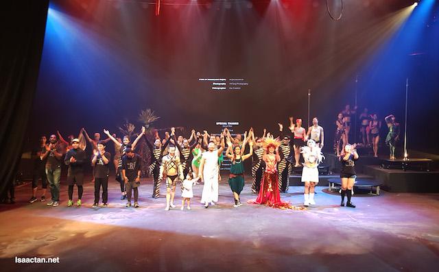 Superb Cré Arts Asia Performance @ Kuala Lumpur Performing Arts Centre (KLPAC)