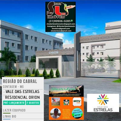 Residencial Orion,Vale das Estrelas, Cabral, Contagem, MG