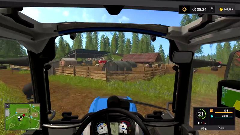 Farming Simulator 17 PC - Torrent