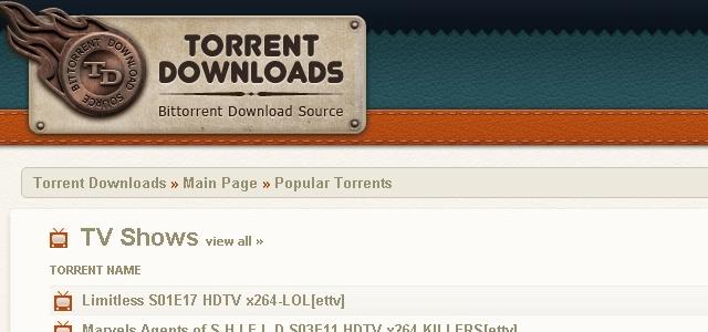 TorrentDownloads - Solo Nuevas