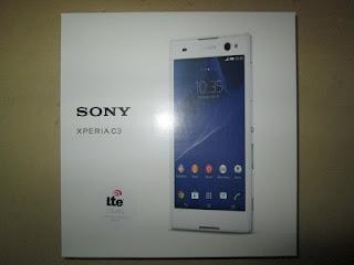 Dus Hape Sony Xperia C3 LTE