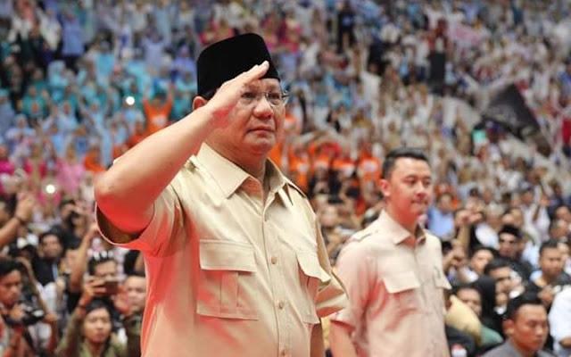Prabowo Diusulkan Jadi Bapak Ojol, Demokrat: Terinspirasi Silat