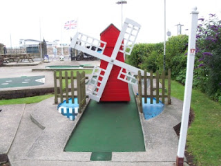 Miniature Golf in Weston-Super Mare