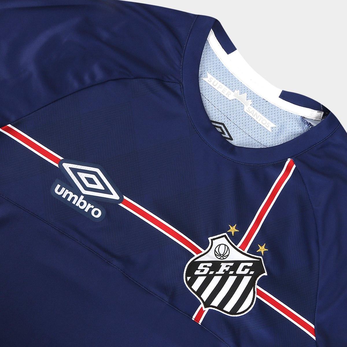 Umbro lança a nova terceira camisa do Santos - Show de Camisas 8c7cdcae7a018