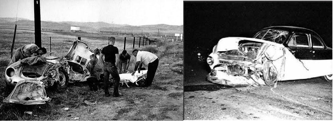 Gus Dudgeon Car Crash