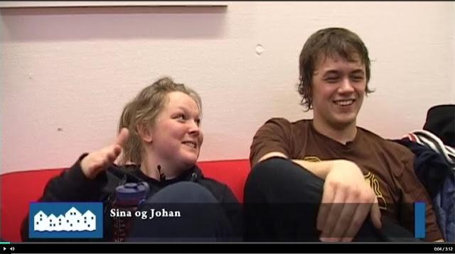 Bergen's student TV på besøk hos Capoeira gruppen i Bergen (GUC Bergen)