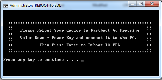 How to Put & Reboot Mi into EDL Mode Latest Free  - Thegsmsolution