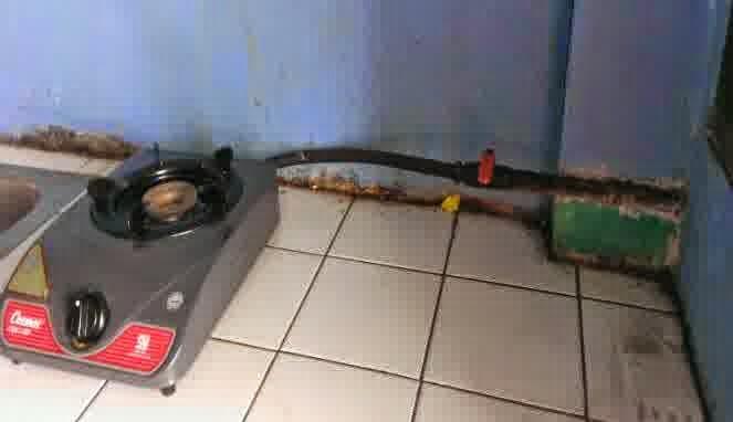 Cara Memperbaiki Kompor Gas