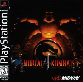 Mortal Kombat 4 PS1