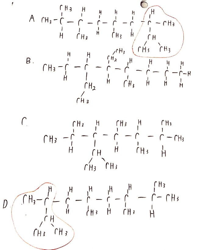 how to find out how many isomers a compound has