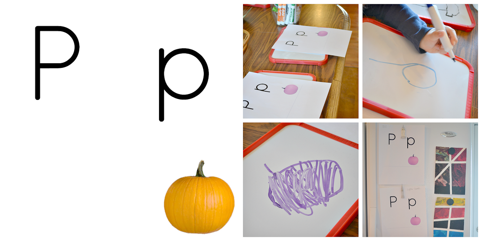 The Life Of Jennifer Dawn Preschool Printables P Is For