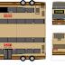 [網頁更新]加入九巴紙巴士,Man A34 APM1@68E。