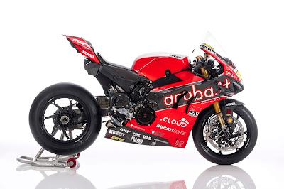 Ducati Panigale V4R WSBK Team