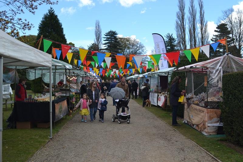 Lotherton Hall Food Festival