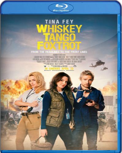 Whiskey Tango Foxtrot [BD25] [2015] [Latino]