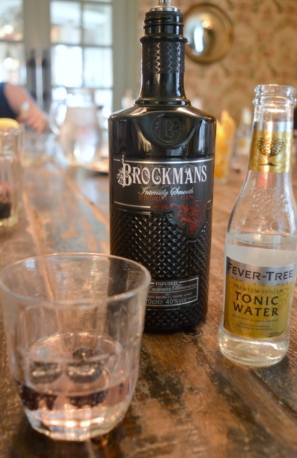 A Gin Masterclass at the Botanist Newcastle - Brockmans