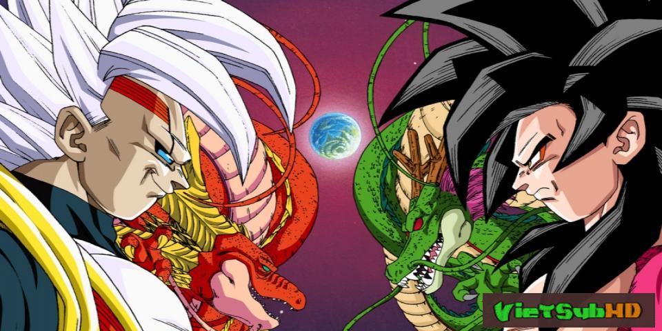 Phim Bảy Viên Ngọc Rồng Gt (bản Mở Rộng) Hoàn tất (64/64) VietSub HD | Dragon Ball Gt 1996
