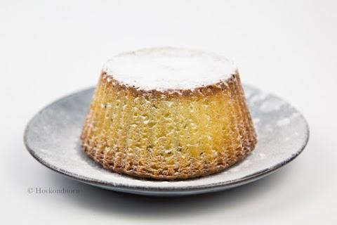 Coffee Cake with Almond Paste & Cardamom