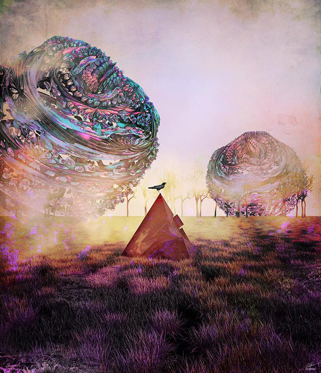 Archan Nair: Alien Landscapes - http://www.archann.net