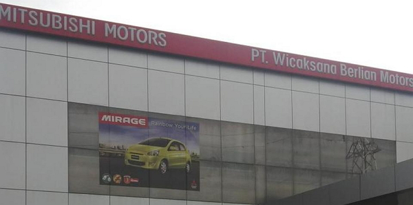 Mitsubishi Wicaksana Cibiru Gedebage 1 Dari Daftar Dealer Mobil Di Bandung
