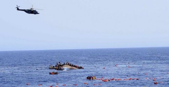 La crisis de los refugiados se recrudece en Italia… y España mira hacia otro lado