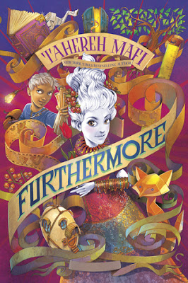 Purrfectly Bookish Kids' Review: Furthermore by Tahereh Mafi