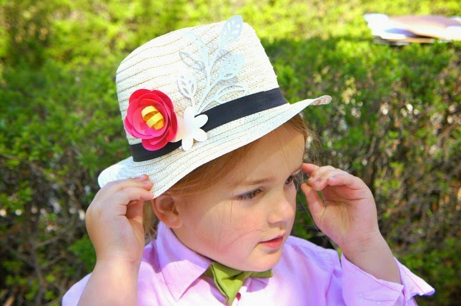 A Fantastic Kentucky Derby Party For Children by lifestyle blogger Michelle of Mumsy